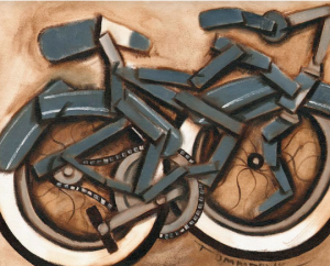 bicycle art for sale