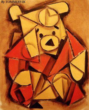 cubism painting