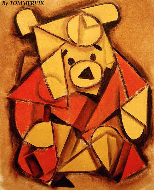 cubism painting
