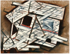 cubism paintings