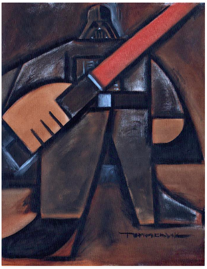 Tommervik Painting Art Vader