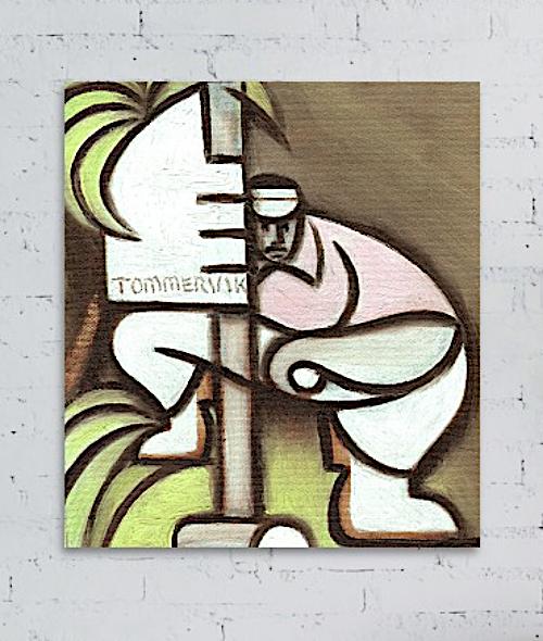 golf art for sale