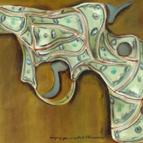 gun art