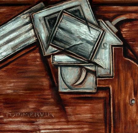 gun paintings