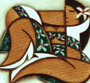 hawaiian wall art