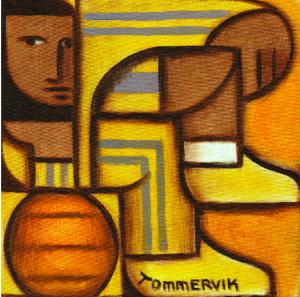lebron james paintings