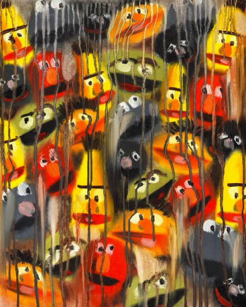 muppets paintings