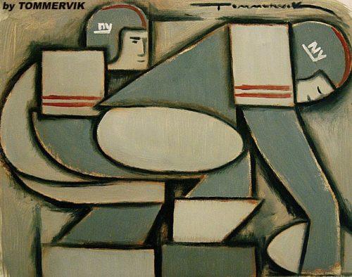 new york giants art