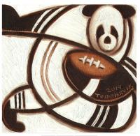 football paintings