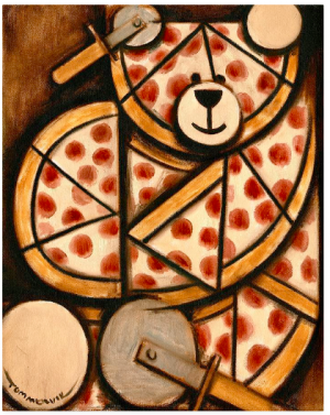 pizza-art