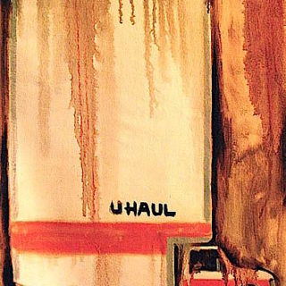 u-haul-truck painting