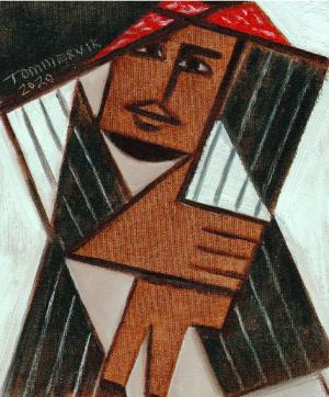 tupac paintings