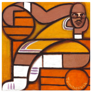 Kareem Abdul Jabbar paintings