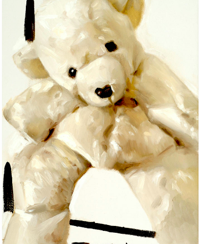 polar bear paintings