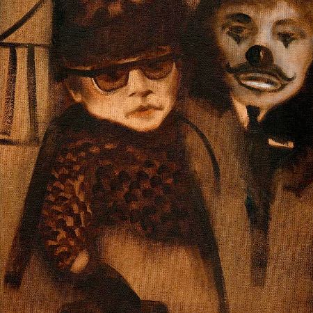 clown paintings