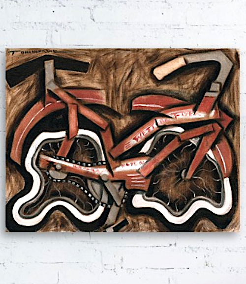 bicycle wall art for sale
