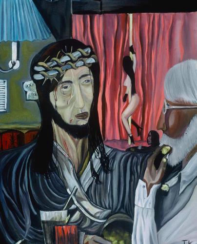 jesus paintings