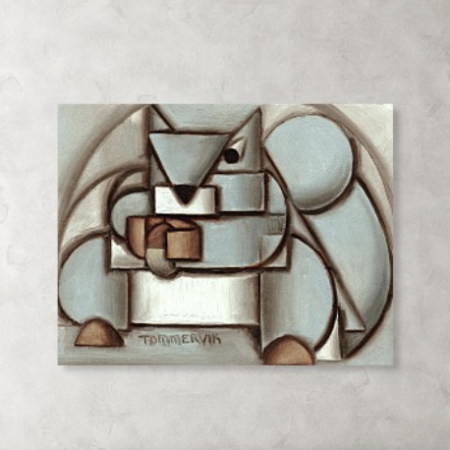 Geometric Animal Art Collection