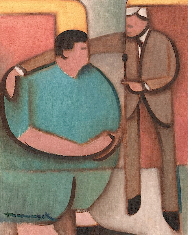 nostalgic wall art