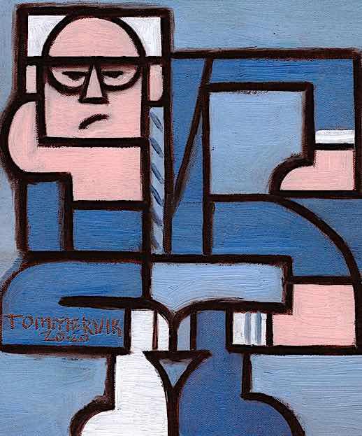 bernie sanders paintings