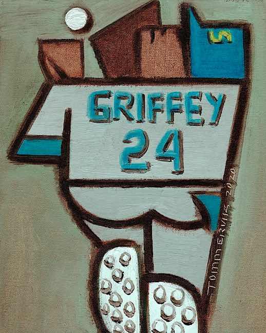 ken griffey jr art