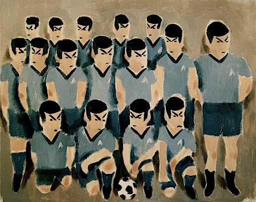 spock art