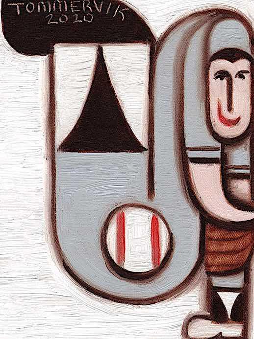 pee-wee herman artwork